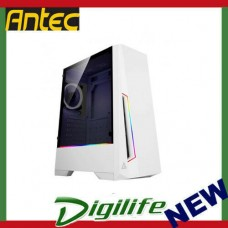 Antec DP501 ARGB Tempered Glass Mid-Tower ATX Case --WHITE
