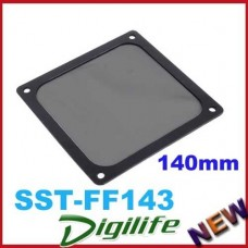 Silverstone FF143B 140mm Ultra Fine Magnetic Fan Dust Filter 140x140mm square