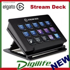 Elgato Stream Deck Live Content Creation Controller Evolve Game 10GAA9901