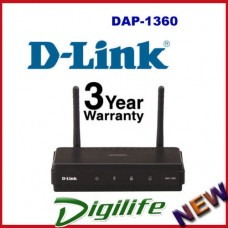 D-Link DAP-1360 Wireless N300 Access Point