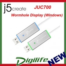 j5create USB 3.0 Wormhole Display (Windows) JUC700