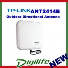 TP-LINK TL-ANT2414B 2.4GHz 14dBi Outdoor  Directional Panel Antenn
