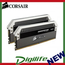 Corsair Dominator Platinum 16GB (2x8GB) DDR4 3200MHz C16 Desktop Gaming Memory