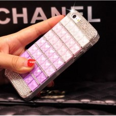 Fashionable phone Case for IPHONE5 / 5S Availiable in Gradient Pink&Purple