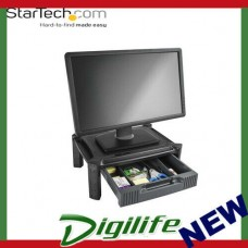 StarTech Monitor Riser - Drawer - Height Adjustable MONSTADJD