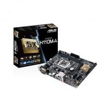 ASUS H110M-A/M.2 H110 mATX Motherboard LGA1151 4xUSB3.0 VGA/DVI/HDMI/PCIe3.0