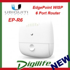 Ubiquiti EdgePoint WISP Control Point with FiberProtect Router 6 Port EP-R6