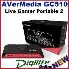 AVerMedia GC510 Live Gamer Portable 2 - 1080p Capture