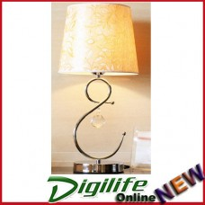 Modern Elegant and Fashionable Bedside / Living room Table Lamp Beige/Gold T6135