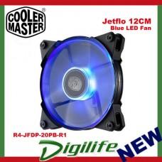 Cooler Master Jetflo 120 120CM Blue LED PWM Case Fan R4-JFDP-20PB-R1