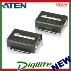 ATEN VE601 DVI HDBaseT-Lite Extender - 1080p at 70m