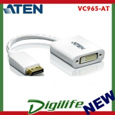 Aten VanCryst DisplayPort (M) to DVI (F) adapter VC965-AT