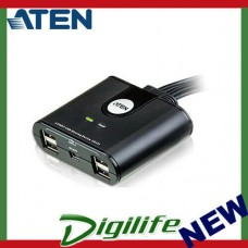 Aten 4 Port 4 x USB Peripheral Sharing Device  US424-AT