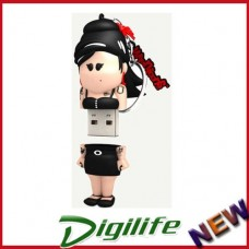 Cirkuit Planet DSYPD1608-8 Amy 3D 8GB Memory Stick USB 2.0 Flash Drive
