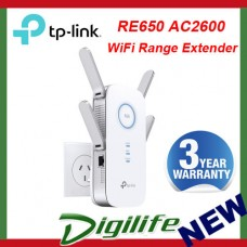 TP-Link RE650 AC2600 Wi-Fi Range Extender repeater Wireless Access Point
