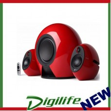 Edifier E235 Luna E 2.1 Home Entertainment/Gaming System Bluetooth Speaker RED