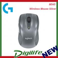 Logitech M545 Wireless Mouse Silver