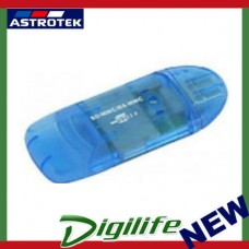 Astrotek USB Card Reader Support:SD/SDHC/MMC/RS-MMC FMA-VCR-339