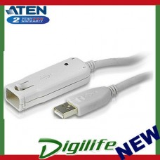 Aten 1 port USB 2.0 12m Active Extension Cable