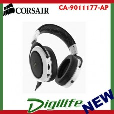 Corsair HS70 7.1 USB Wireless Gaming Headset Headphones with Mic PC Mac White