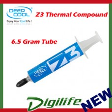 NEW DeepCool Z3-2 Thermal Compound 6.5 Gram Tube for CPU heatsink
