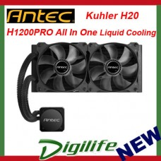 Antec Kuhler H20 H1200 PRO 240mm Liquid CPU Cooler