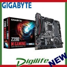 Gigabyte Z390 M GAMING LGA1151 9Gen Micro ATX Motherboard HDMI/DVI/M.2/USB-C/RGB