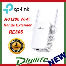 TP-LINK RE305 Dual Band AC1200 Wi-Fi Range Extender
