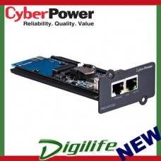 CyberPower SNMP Card to Suit ON-Line/Pro Series UPS -RMCARD305