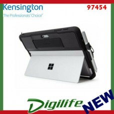 KENSINGTON BLACKBELT RUGGED CASE FOR MICROSOFT SURFACE GO 97454