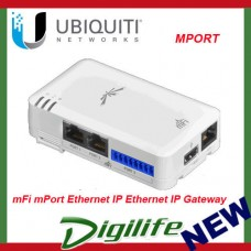 Ubiquiti mPort Ethernet IP Gateway Device for mFi Networks