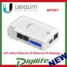 Ubiquiti mPort Ethernet IP Gateway Device for mFi Networks