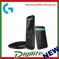 Logitech Harmony Elite Advanced Universal Remote Control
