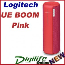 LOGITECH Ultimate Ears UE BOOM Bluetooth Wireless Speaker PINK Colour