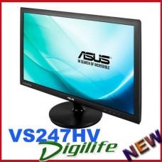 "Asus VS247HV 23.6"" Widescreen Full HD 5ms HDMI DVI VGA 16:9 LED 24"" Monitor VESA"