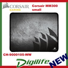 Corsair MM300 Anti-Fray Cloth Gaming Mouse Mat Small Edition CH-9000105-WW