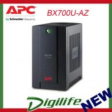 APC Back-UPS 700VA 230V 390W AVR, Australian Sockets BX700U-AZ