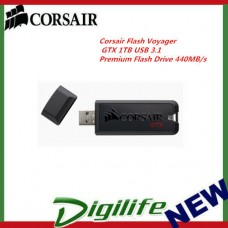 Corsair Flash Voyager GTX 1TB USB 3.1 Premium Flash Drive - 440MB/s 440MB/s