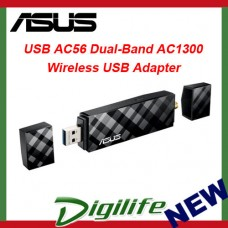 ASUS USB-AC56 Dual Band AC1200 Wireless USB Adaptor USB 3.0 Broadcom