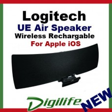 Logitech UE Air Speaker Wireless Rechargable Speaker for Apple iOS Apple AirPlay