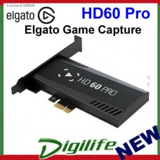 Elgato GAME CAPTURE HD60 PRO Video Capture Card 1080p 60fps