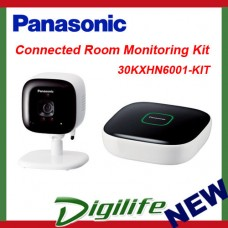 Panasonic Connected Home Room Monitoring Kit KXHN6001-Kit