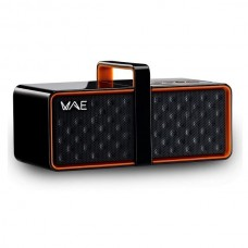 Thrustmaster Hercules Black & Orange WAE BTP03 Mini Portable Bluetooth Speaker