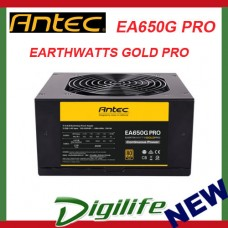 Antec EarthWatts EA650G PRO 650W 80+ Gold ATX Power Supply