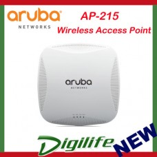 Aruba AP-215 Wireless Access Point 802.11n/ac Dual radio 3x3:3 AP Integrated Ant