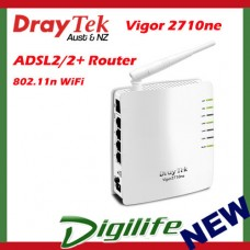 DrayTek Vigor 2710ne ADSL2/2+ Router 802.11n Wireless LAN Firewall DV2710NE