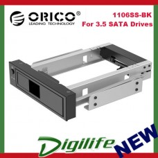ORICO 3.5 inch 5.25 Bay Stainless Internal Hard Drive Mounting Bracket Adapter