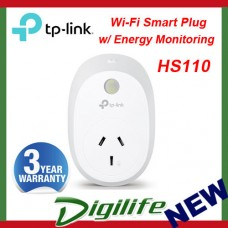 TP-LINK HS110 Smart Wi-Fi Plug with Energy Monitoring Smart Home