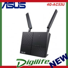 ASUS 4G-AC53U AC750 Dual-Band 4G LTE Wi-Fi Modem Router
