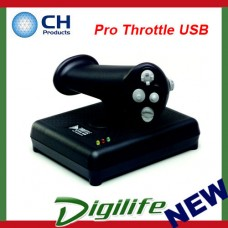 CH Products Pro Throttle USB For PC & Mac CH-300-122